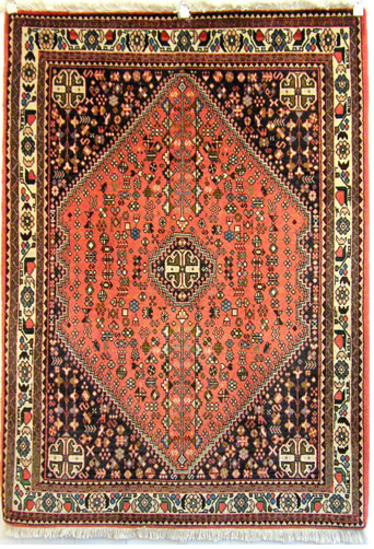 An Abadeh rug from Iran